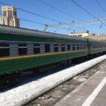 Подвижной состав фирменного поезда «Тамбов»