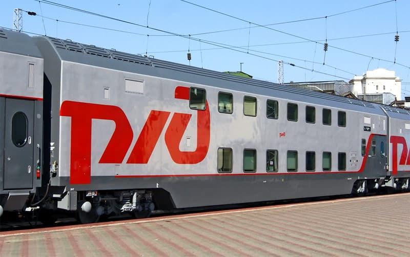 Поезд Северная Пальмира