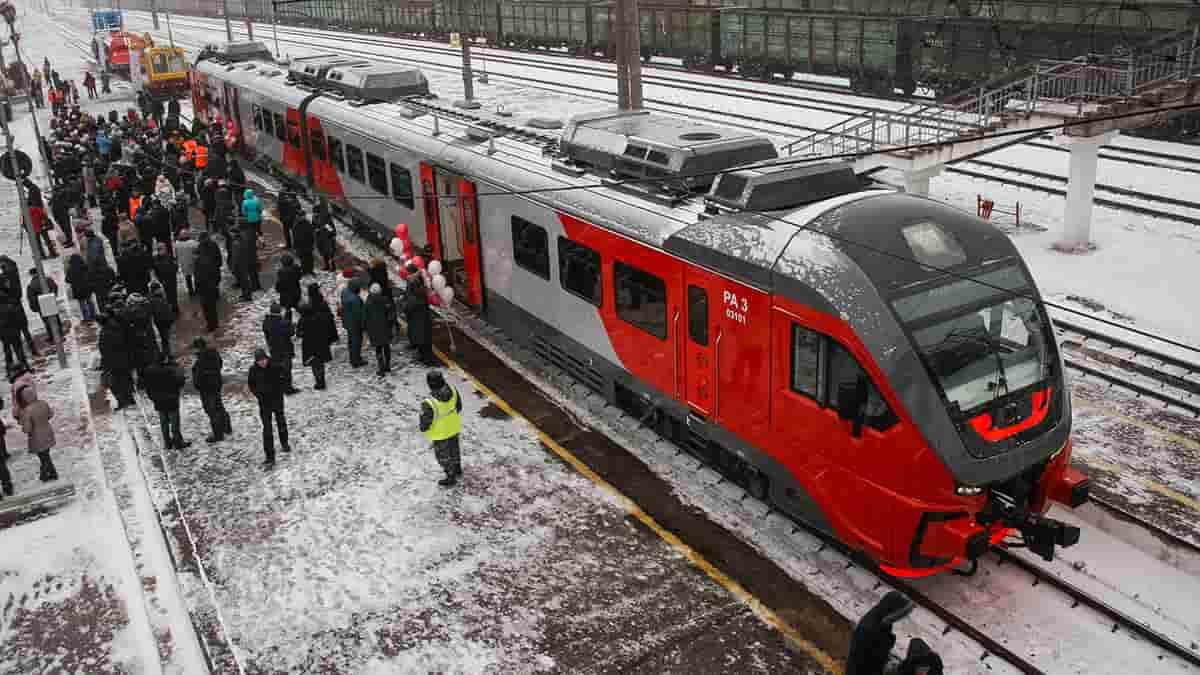 Поезда РЖД из Москвы в Муром