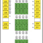 Схема палубы 3