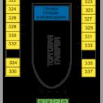 Схема палубы 4