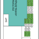 Схема палубы 5