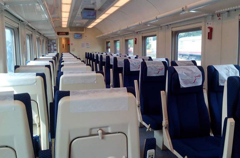 Сидячие вагоны
