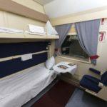 Спальное место в поезде
