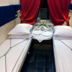 Спальный вагон фирменного поезда «Ульяновск»