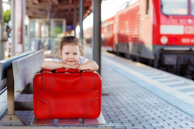 Услуга «сопровождение» для юных пассажиров