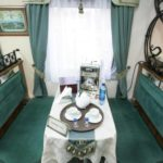 Вагон-ресторан фирменного поезда «Демидовский экспресс»