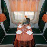 Вагон-ресторан поезда «Волга»