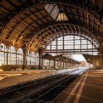 Витебский вокзал жд