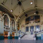 Витебский железнодорожный вокзал часы