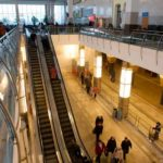Ярославский железнодорожный вокзал 2 этаж